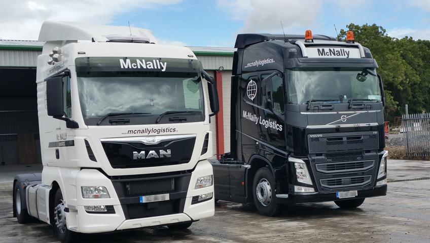 McNally Logistics National Haulage