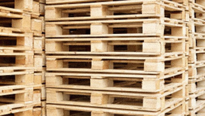 Pallet Distribution McNally Logistics